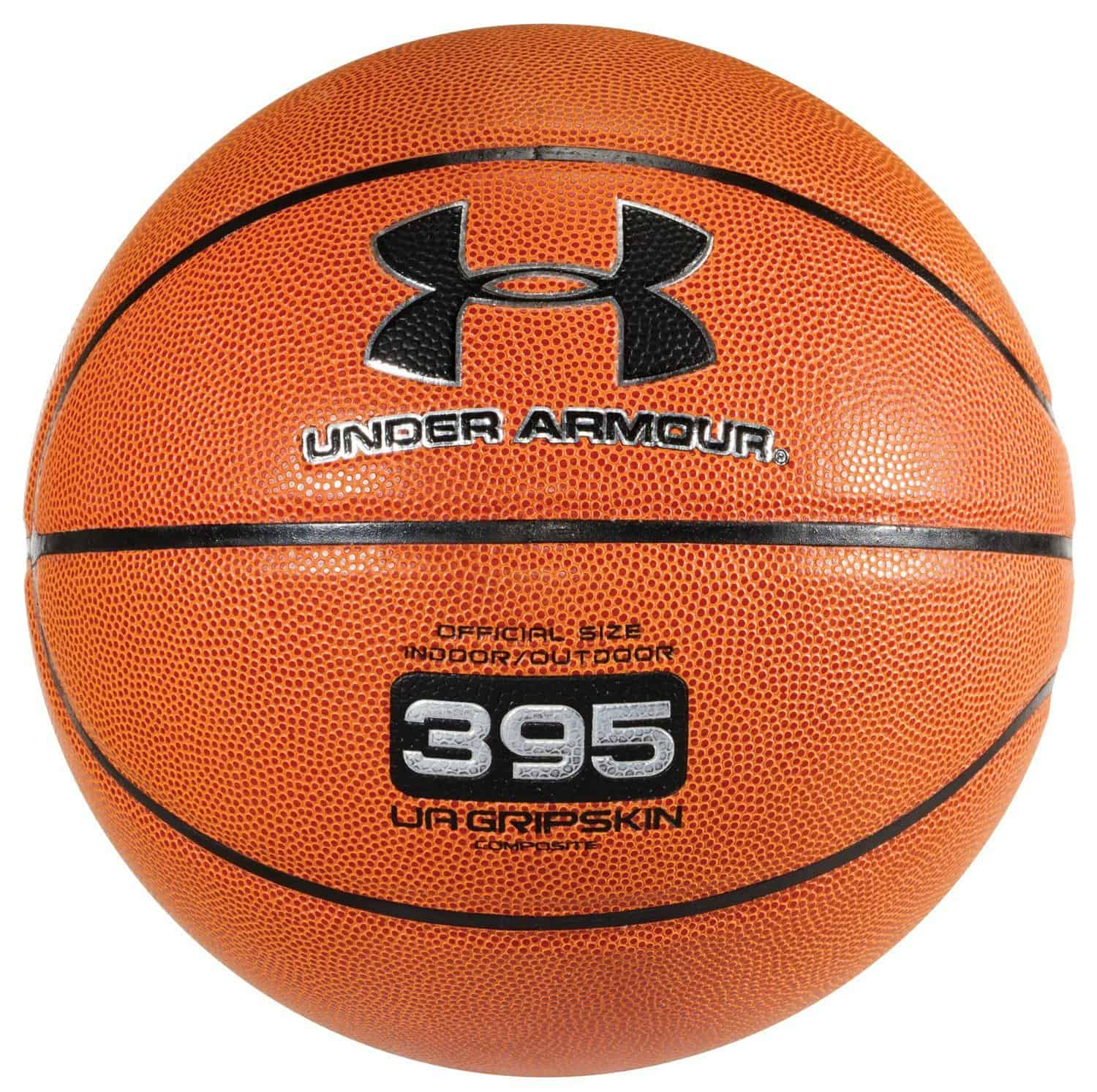 Review: Under Armour 395 Indoor/Outdoor Basketball