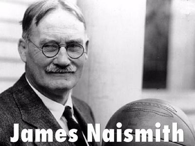 James Naismith, a YMCA educational physical instructor